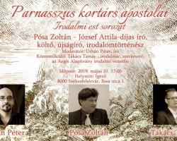Parnasszus kortárs apostolai - Pósa Zoltán