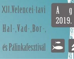 A XII. Velencei-tavi Hal-, Vad-, Bor- és Pálinkafesztivál