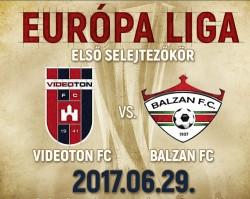 Videoton FC - Balzan FC