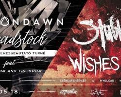 Stubborn / Orion Dawn / Headstock / Wishes / BATD