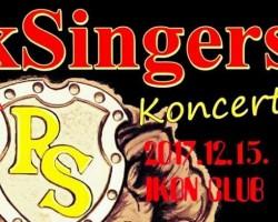 RockSingers és Vörös Traktor az Ikon Clubban
