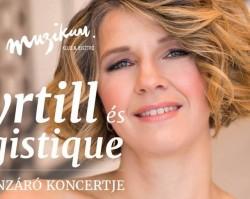 A Myrtill és a Swinguistique tavaszi szezonzáró koncert