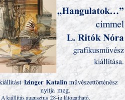 L. Ritók Nóra kiállítása