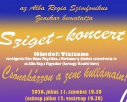 Sziget-koncert