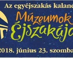 Múzeumok Éjszakája A Szabadművelődés Házában