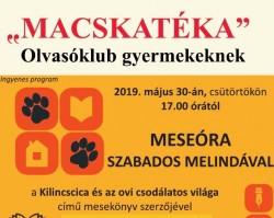 Macskatéka Olvasóklub