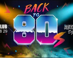 80's Retr-Ikon Disco Party