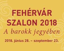 Fehérvár Szalon 2018 – Felhívás