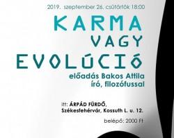 Karma vagy Evolúció