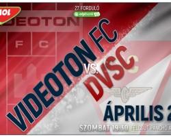 Videoton FC - DVSC