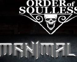 Manimal Inc. & Order of Soulless koncert # Nyolcas Műhely