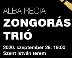 Alba Regia Zongorás Trió