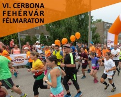VI. Cerbona Fehérvár Félmaraton