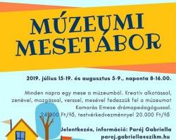 Múzeumi Mesetábor