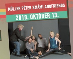 Müller Péter Sziámi And Friends