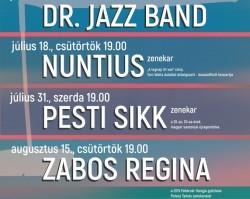 Nyáresti koncertek Öreghegyen: Zabos Regina