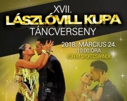 XVII. Lászlóvill Kupa Táncverseny