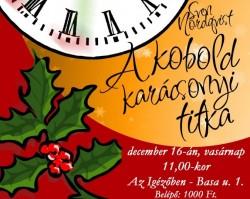 A Kobold karácsonyi titka – mesejáték - Szabad Színház