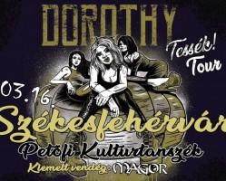 Dorothy - kiemelt vendég: Magor