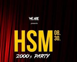 HSM - 2000's Party