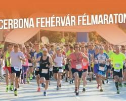 V. Cerbona Fehérvár Félmaraton