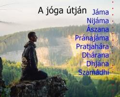 Meditációs jóga - fókuszban a belső munka (szamjáma)