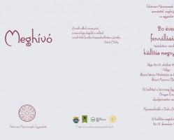 A Fehérvári Kézművesek Egyesülete 20 éves jubileumi kiállításának megnyitója