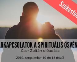 Párkapcsolatok a spirituális ösvényen