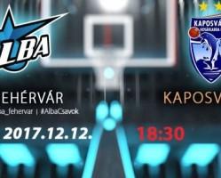 Alba Fehérvár - Kaposvári KK