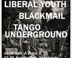 Liberal Youth/Blackmail/Tango Underground/AZE N/Lastmanstanding