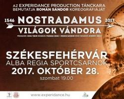 Experidance-Nostradamus-Világok vándora