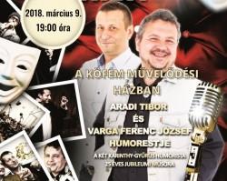 Humorest- Aradi és Varga