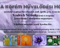 """Fendrich Veronika: """"Szívvel-lélekkel"""""""