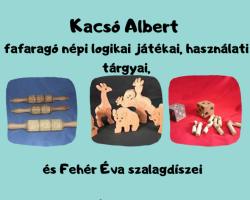 Kacsó Albert kiállítása