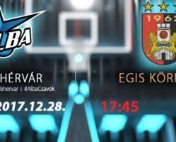 Alba Fehérvár - Egis Körmend