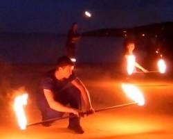 Tűzijáték amúgy igazán, jó barantás módra