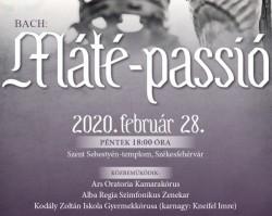 Bach: Máté-passió