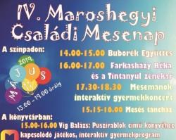 IV. Maroshegyi Családi Mesenap