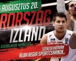 Magyarország - Izland