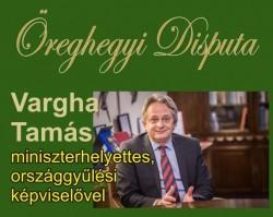 Disputa Vargha Tamással