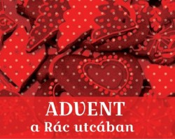Advent a Rác utcában
