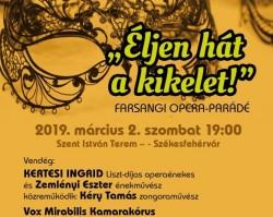 Farsangi Opera parádé