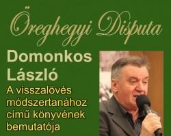 Disputa Domonkos Lászlóval