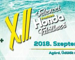 XII. Velencei Évadzáró Honda Találkozó