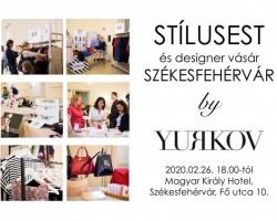 YURKOV Stílusest és designer vásár