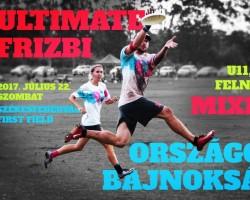 Ultimate Frizbi Mixed Országos Bajnokság