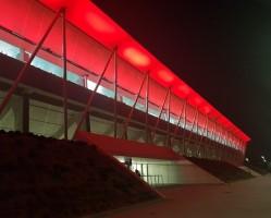 Reflektorfényes Stadiontúra