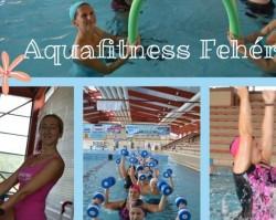 Délutáni Kihívás Napi Ingyenes Aquafitness óra