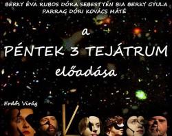 Péntek 3 Tejátrum - Erdős Virág: Kalocsa