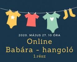 Online Babára - hangoló
